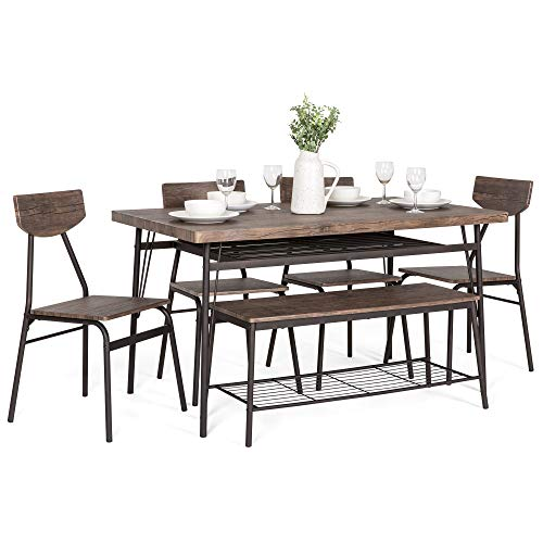 Best Choice Products - Modern Home Dining Set