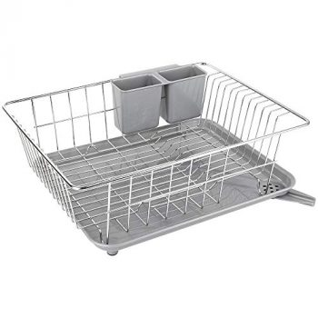 Top 10 Best Stainless Steel Dish Drainers