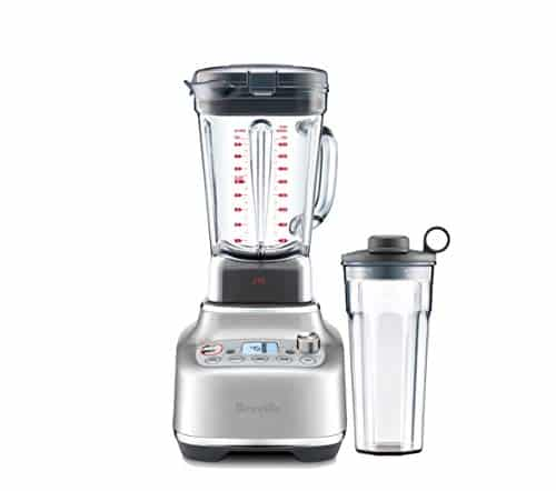 Breville BBL920BSS Super Q Brushed Stainless Steel Blender