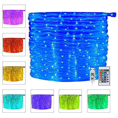 Ollny LED Color Changing Rope Lights