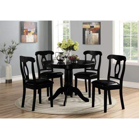 Angel Line - 5-Piece Lindsey Dining Set