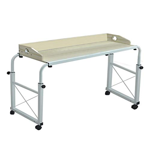 Luonita Overbed Table with Wheels
