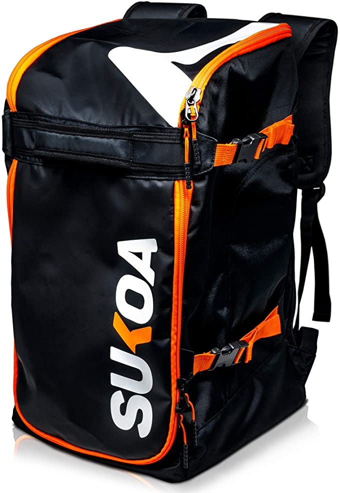 Sukoa Sports - Ski Boot Bag Backpack 50L - Snowboard & Ski Boots