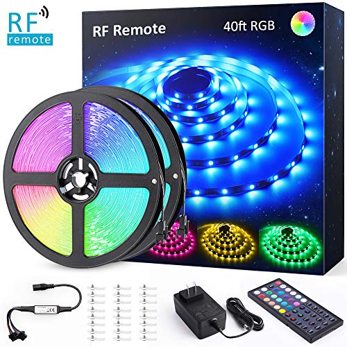 NOVOSTELLA RGB LED Strip Light Kit