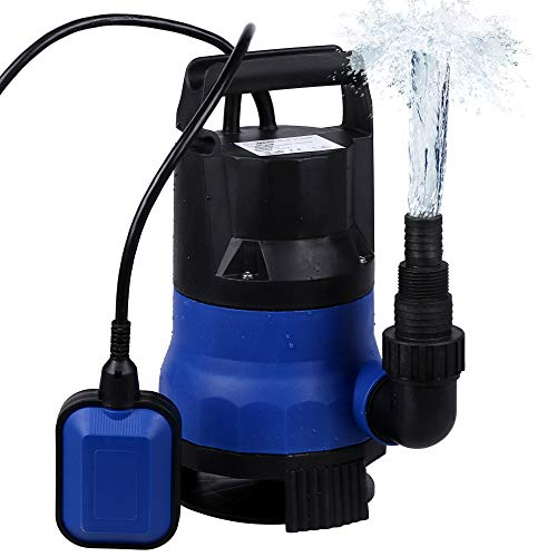 Homdox Submersible Clean Dirty Water Pump