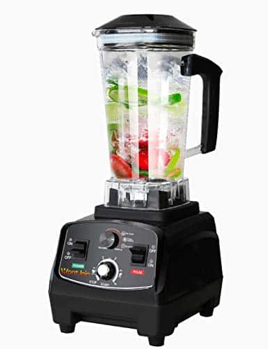 WantJoin Professional Blender Food Mixer