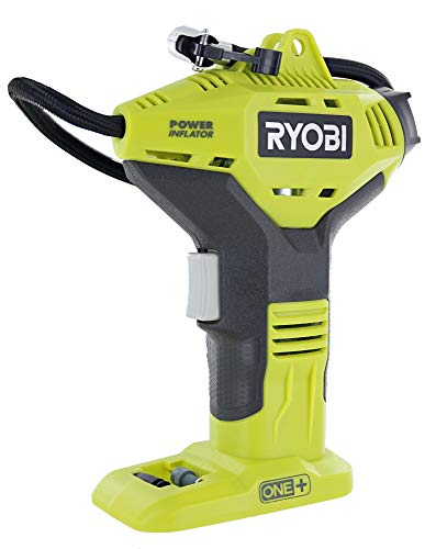 Ryobi Portable Power Inflator for Tires