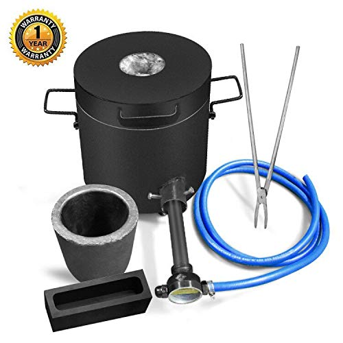 FASTTOBUY Propane Melting Furnace Kit