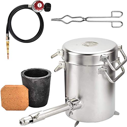 HiCamer Propane Melting Furnace Kit